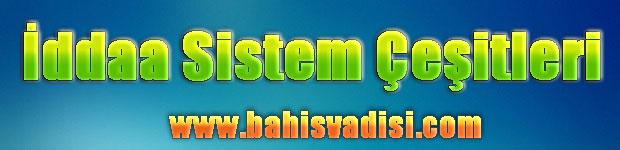 İddaa Sistem Çeşitleri, İddaa Sistem Türleri, En Çok Oynanan İddaa Sistem Çeşitleri, İddaa En Çok Kazandıran Sistem