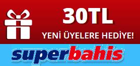 süperbahis 30 Tl bonus, süperbahis bonus kampanyası