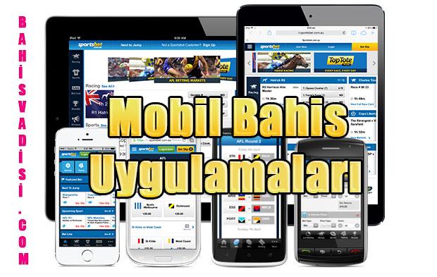 Mobil Bahis Uygulaması, Android Bahis Uygulamaları, Cep Bahis Uygulamaları, Mobil Bahis Uygulamaları İndir